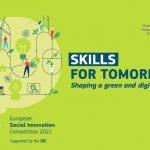 Competências para o futuro é tema do Concurso Europeu de Inovação Social